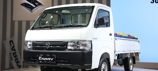 Suzuki Carry Pick Up Masih Menjadi Rajanya Pick Up