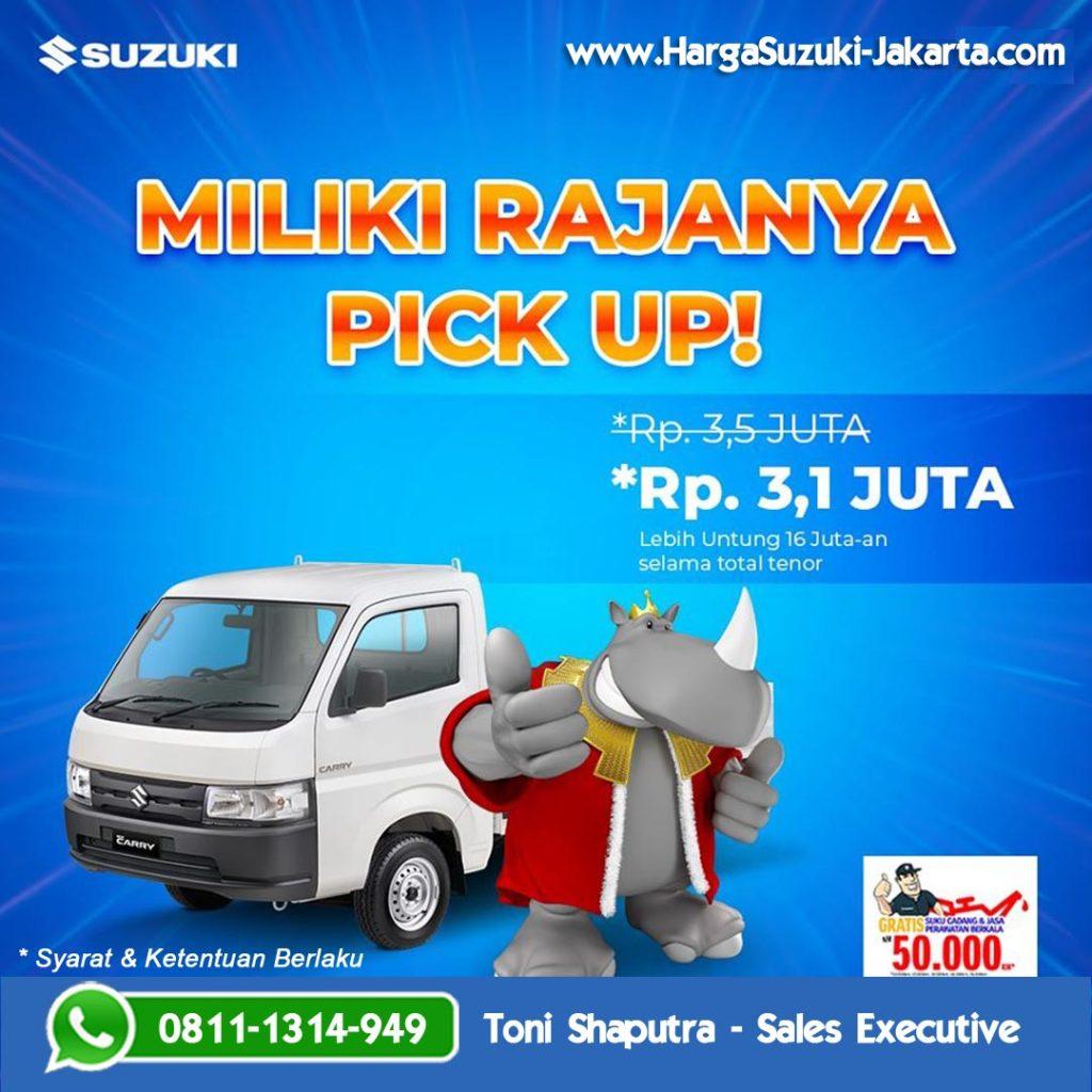 Promo Suzuki Jakarta, Bekasi - Dealer Suzuki Sunter Jakarta Utara 05