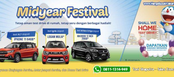 Promo Meriah Suzuki Tahun Ini Dari Dealer Suzuki Sejahtera Buana Trada Sunter Jakarta Utara