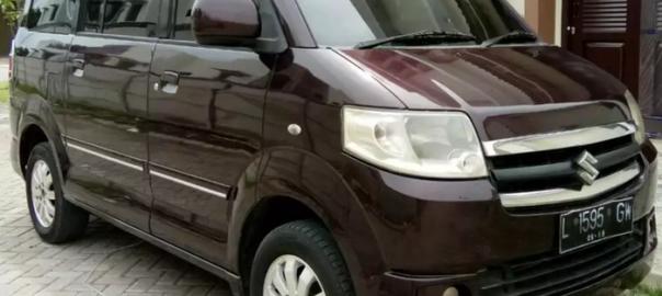 Jarang Facelift Bukan Masalah, Suzuki APV Makin Diburu, Diramaikan Segmen Komersial