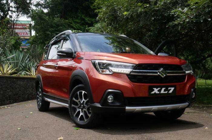 XL7 Paling Banyak Dijajal Permintaan Test Drive Suzuki Cetak Rekor