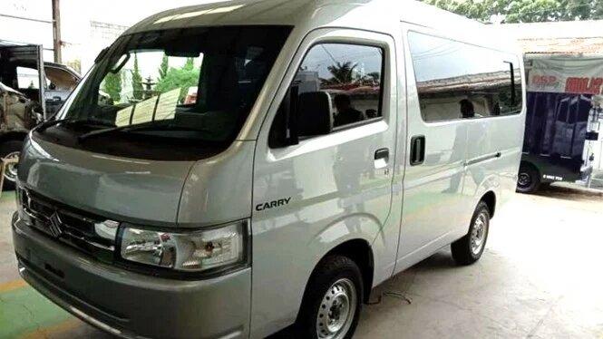 Suzuki New Carry Minibus
