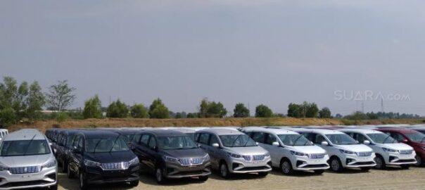 Peningkatan Volume Ekspor Mobil Suzuki Di Tengah Pandemi Sepanjang November