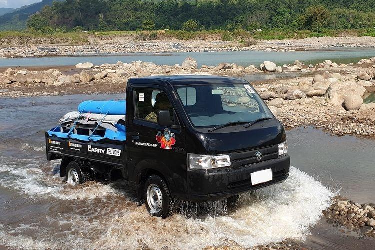 Suzuki Carry Pick Up Buatan Cikarang dan Tambun Laris Manis Penjualan Terbanyak
